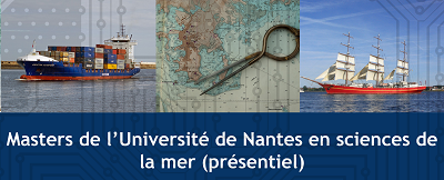 MASTERS DE L-UNIVERSITE DE NANTES EN SCIENCES DE LA MER