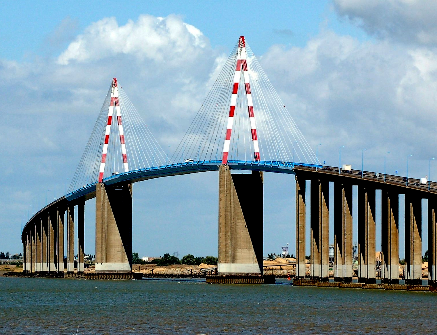 photo pont de saint nazaire