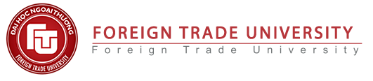 Logo Foreign Trade University